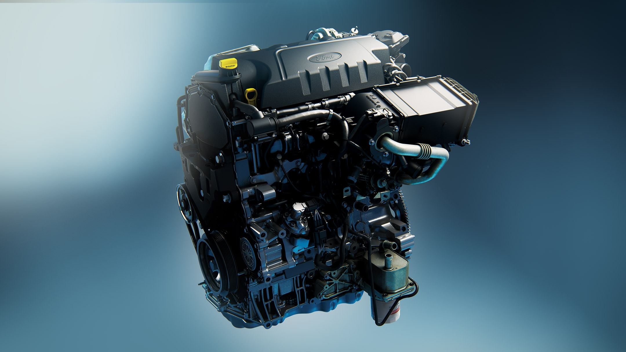 2.0L Ford EcoBlue engine